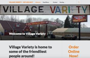 Village Variety Kezar Falls, Maine